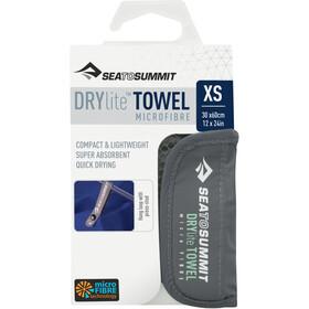 Sea to Summit DryLite Handtuch XS grey